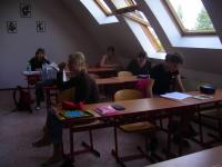 Mě tam nehledejte, je to část naší třídy před:)